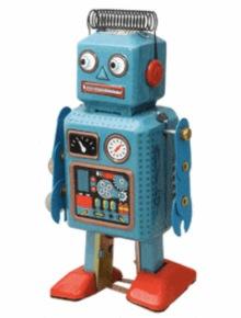 rockingrobot
